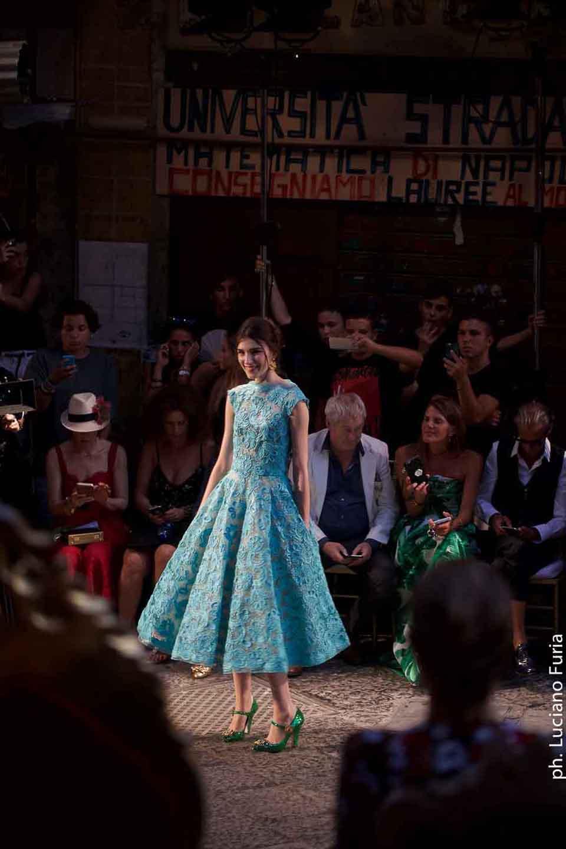 la festa di Dolce e Gabbana a Napoli Borgo Marinari 1