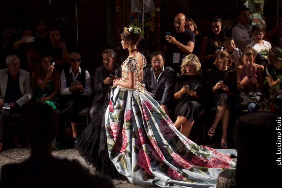 la festa di Dolce e Gabbana a Napoli Borgo Marinari 3