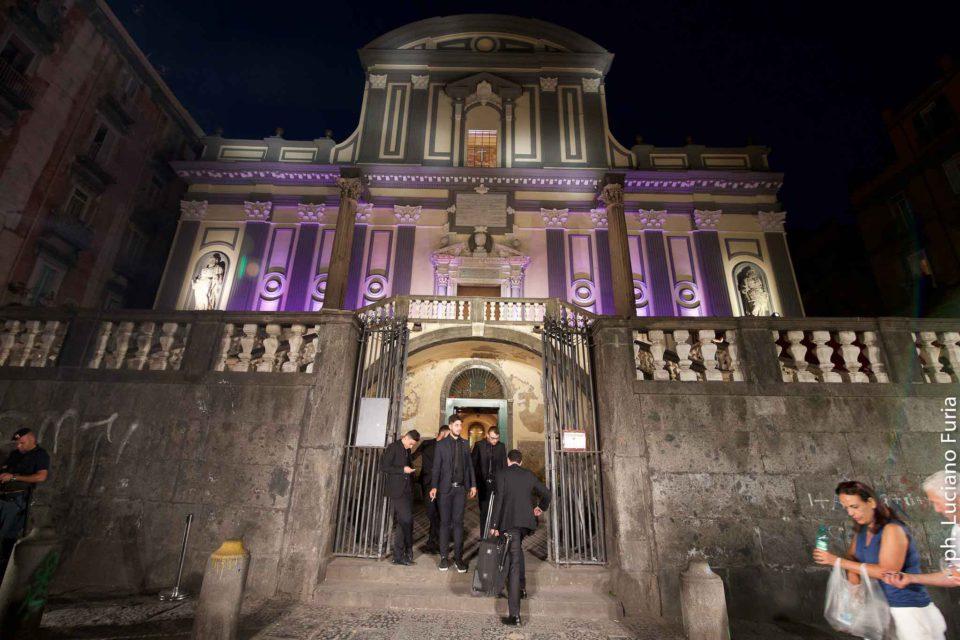la festa di Dolce e Gabbana a Napoli Borgo Marinari 5