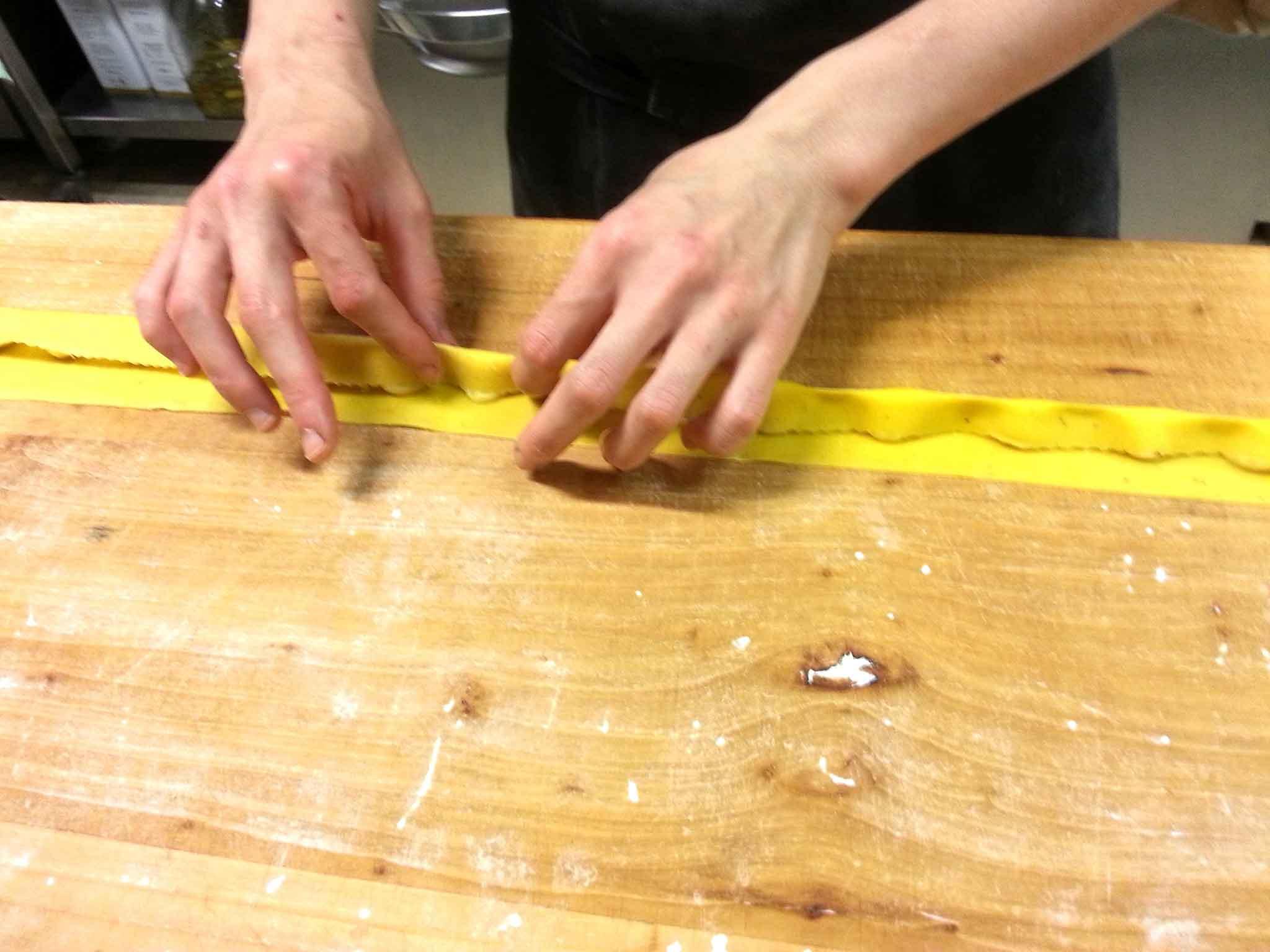 mario ferrara scaccomatto bologna ravioli pizzicati