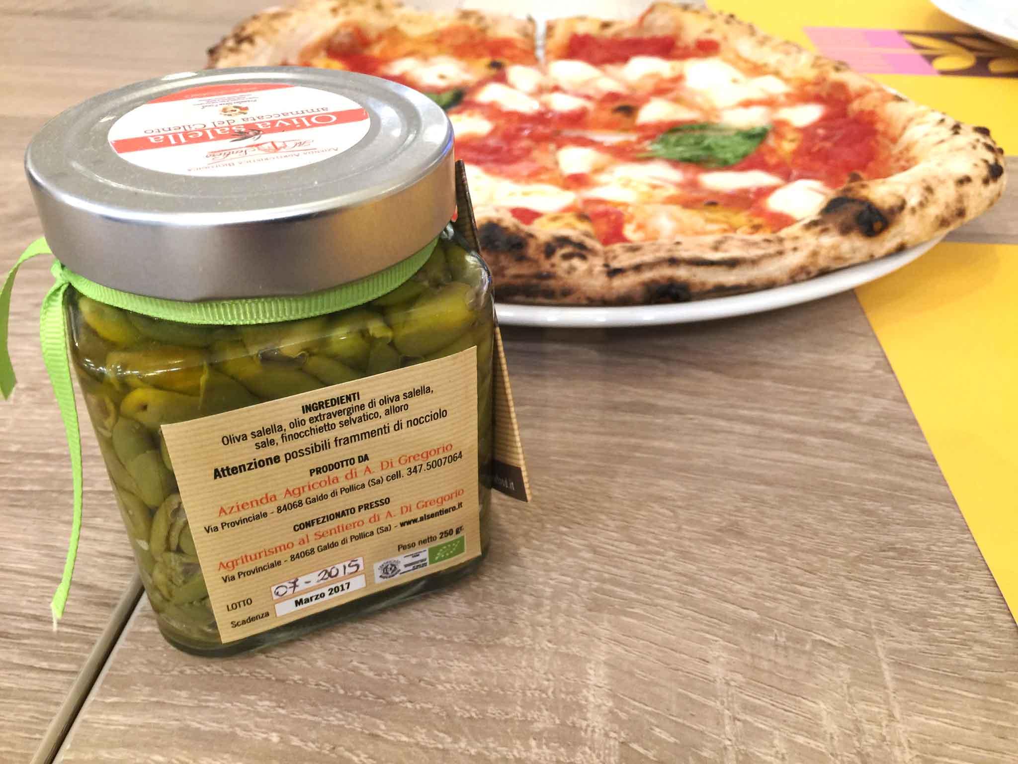 olive ammaccate Il Sentiero Da Zero Agropoli