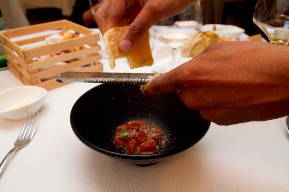 parmigiano gnocchi