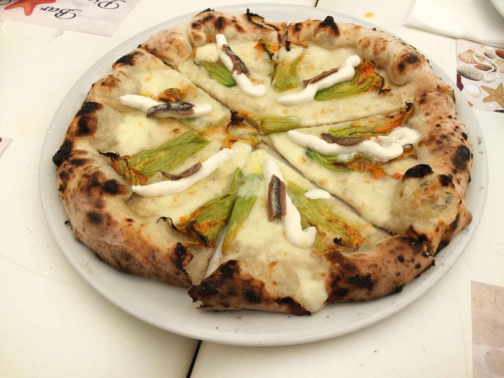 pizza Franco Pepe Delicata