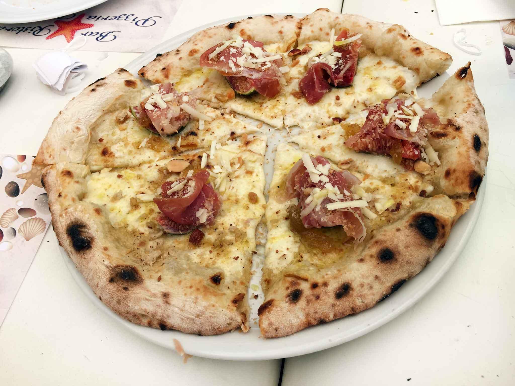 pizza Franco Pepe Marlin