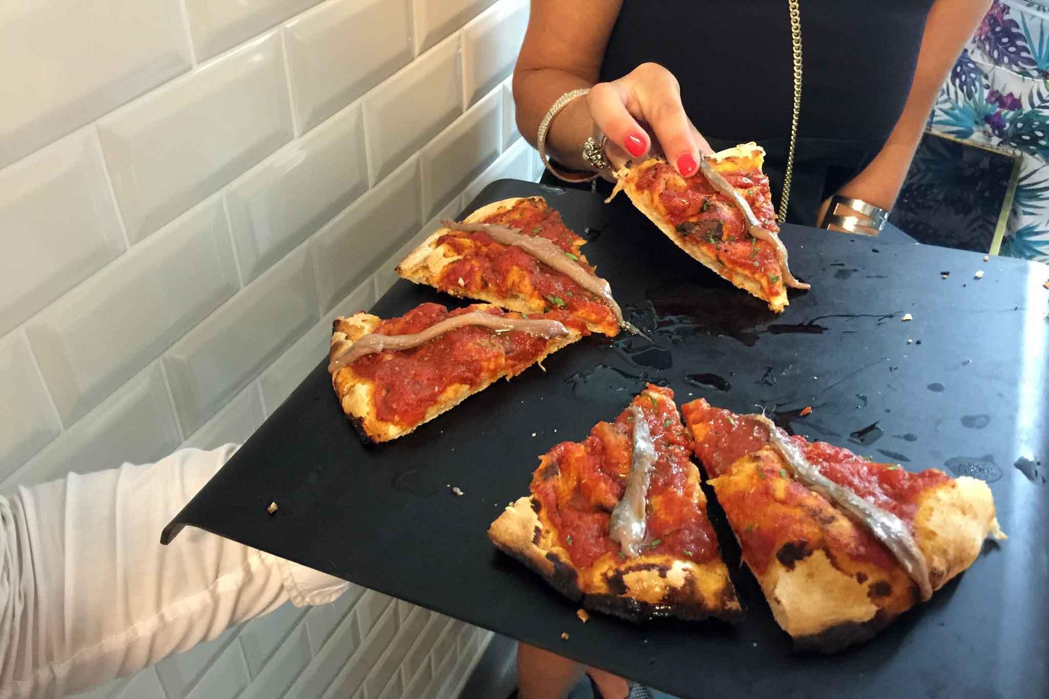 pizza Madre nuova pizzeria Roma