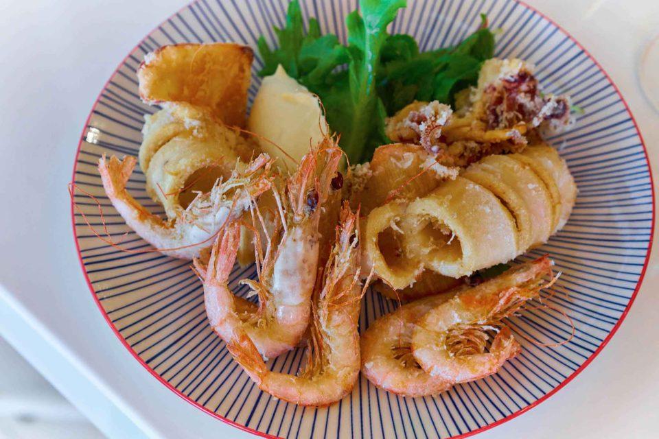 quarantunododici frittura pesce