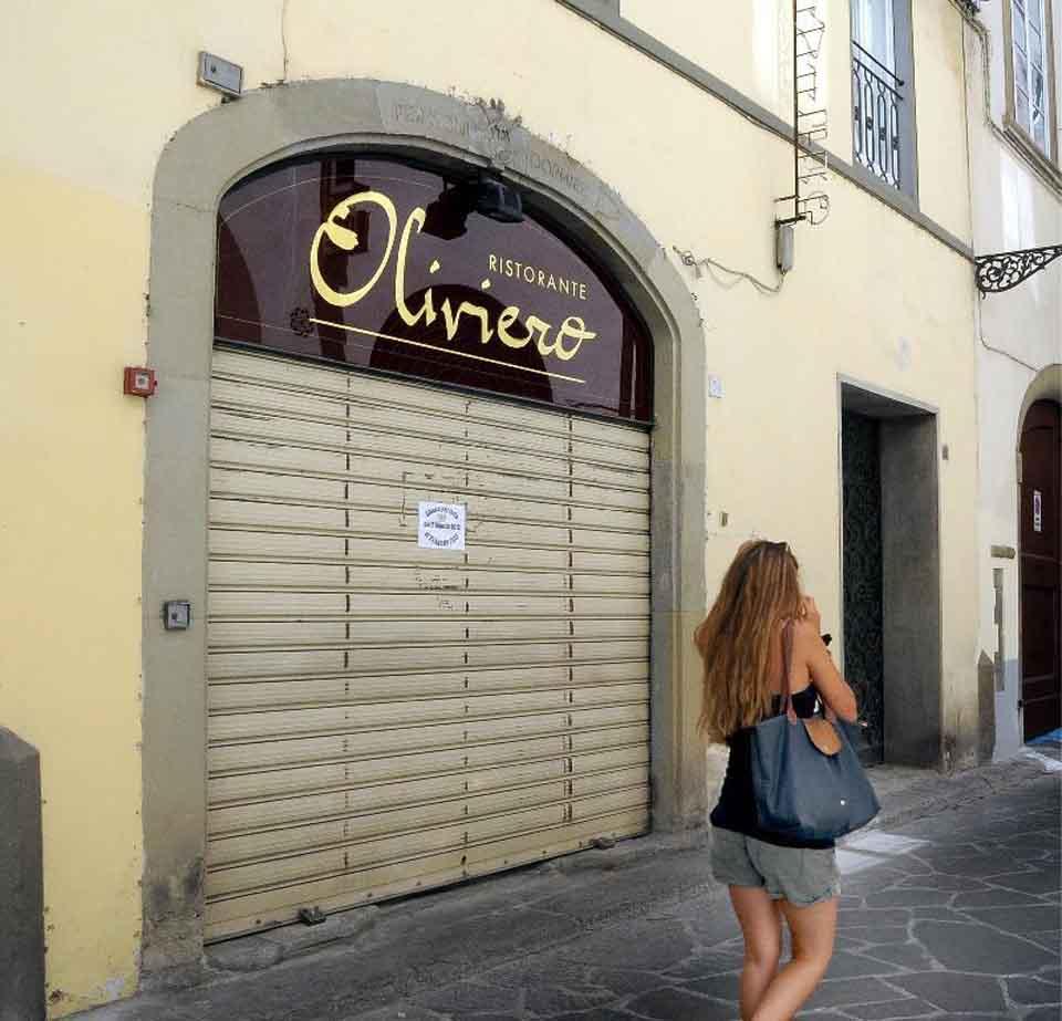 ristorante Oliviero Firenze