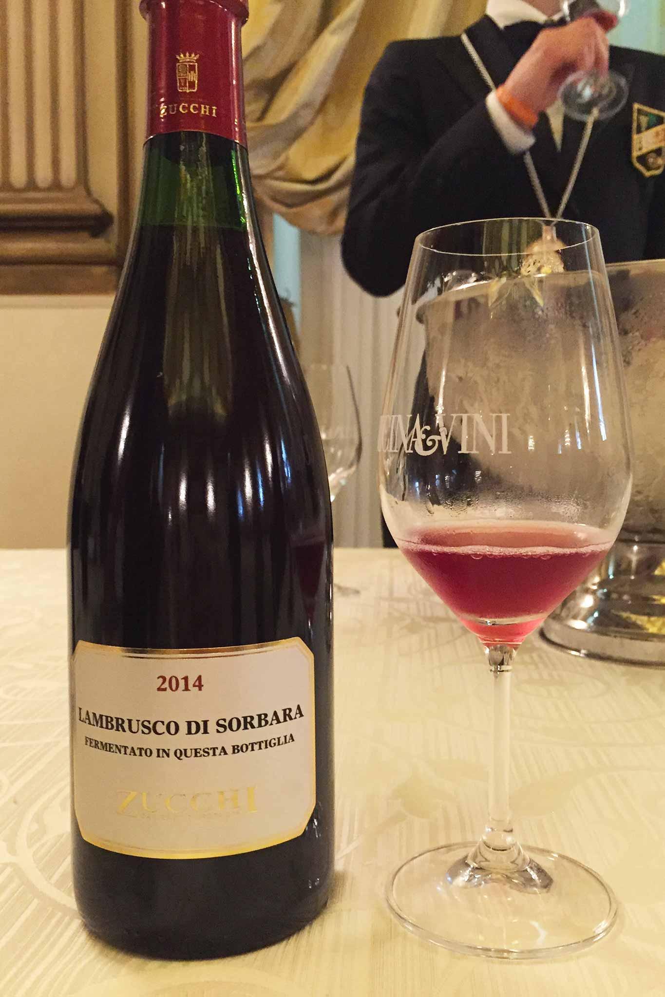 rosé-lambrusco