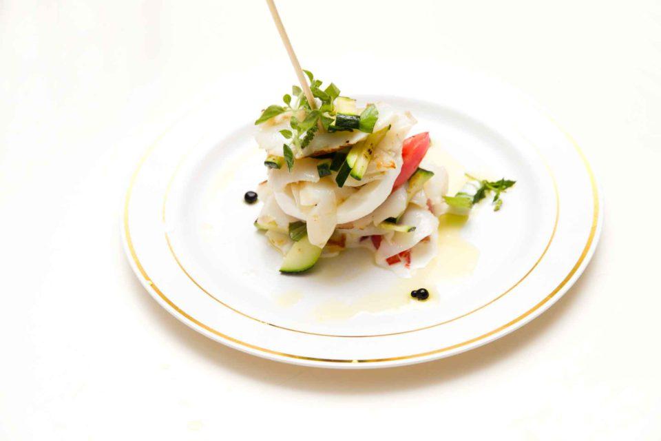 seppie insalata caprese