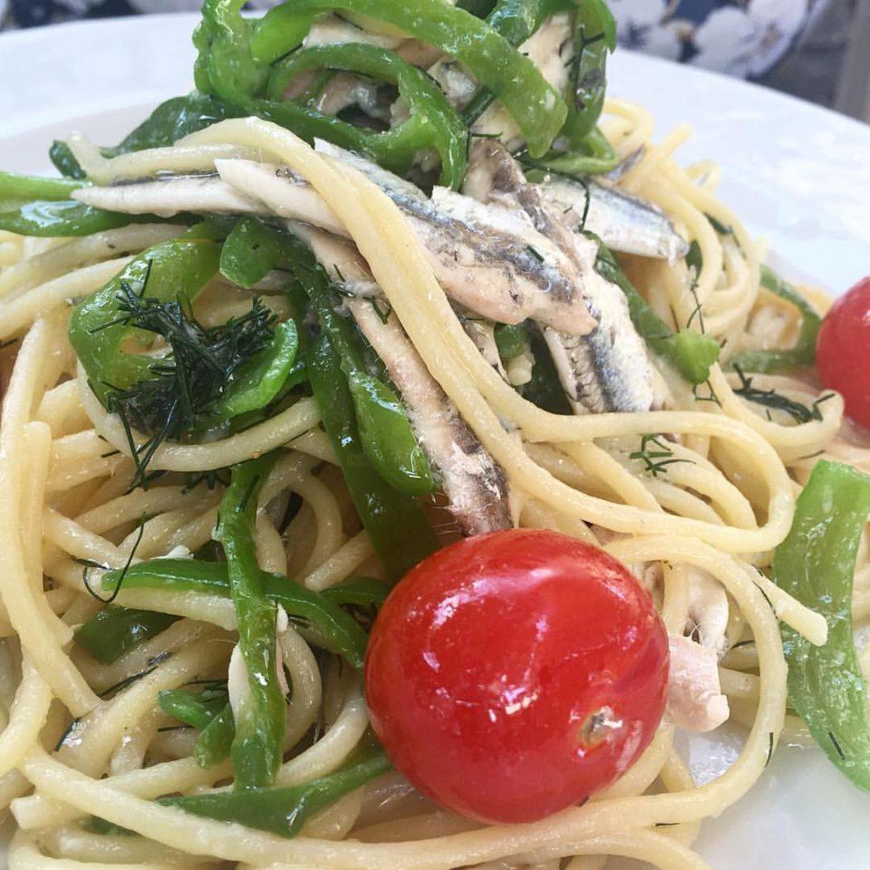 spaghetti Marina Campagna Perbacco Pisciotta
