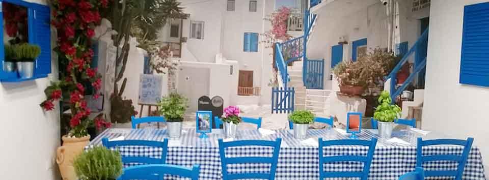 taverna greca Stelios Milano