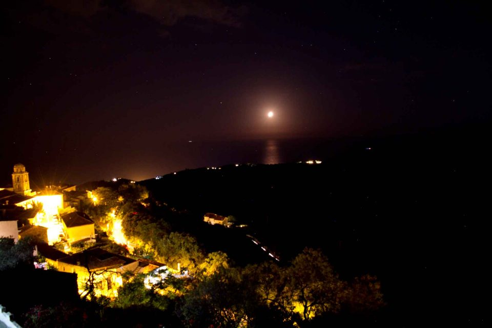 Cannicchio luna crescente