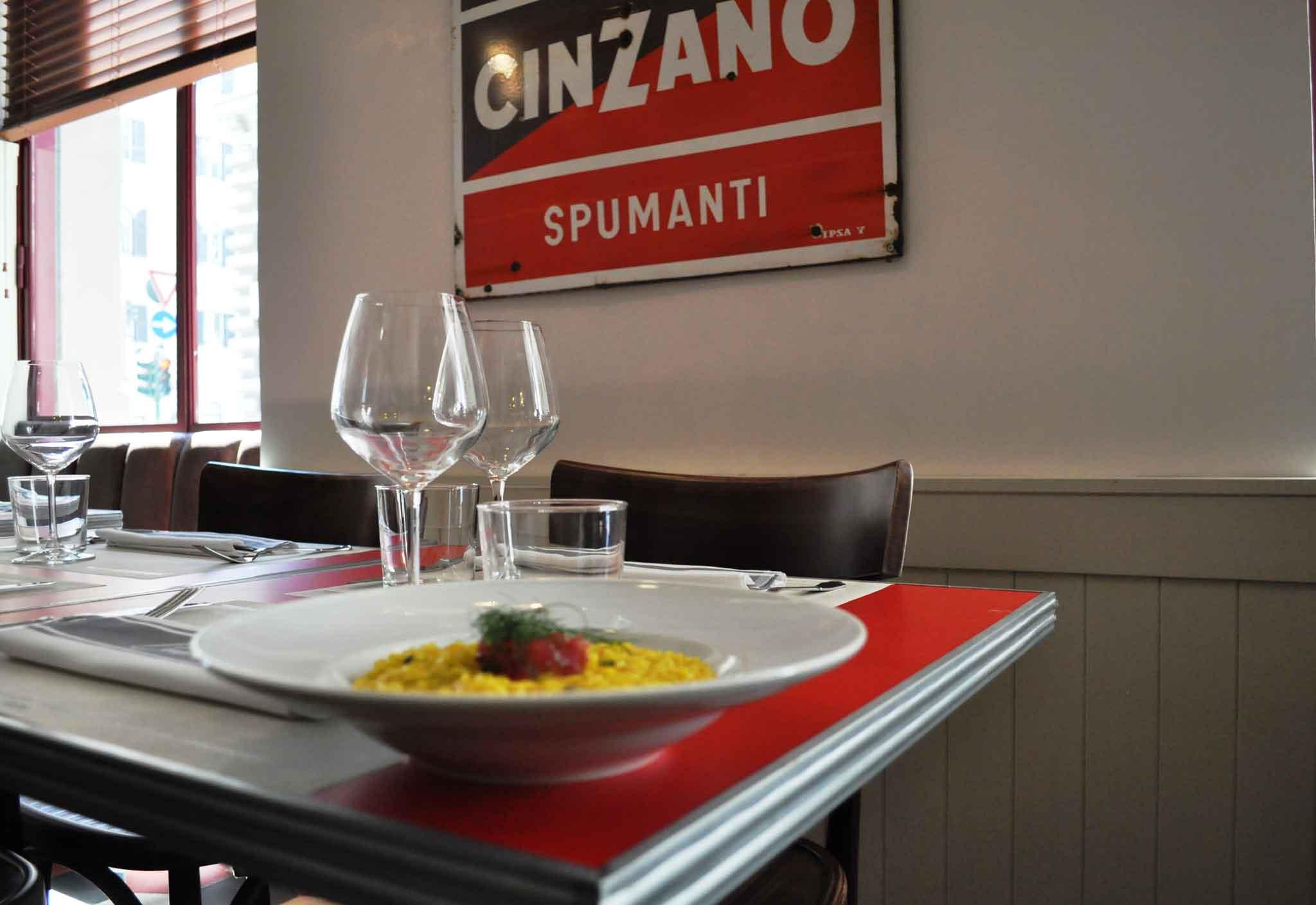 Centro nuovo ristorante Roma 4