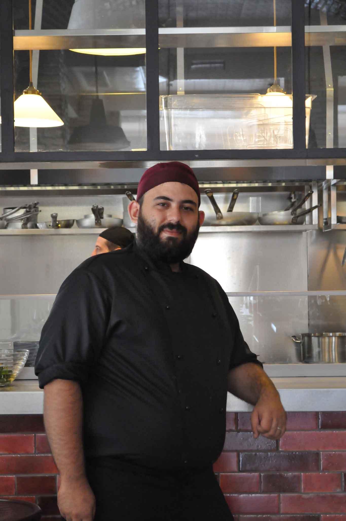 Chef Biagio Minafra