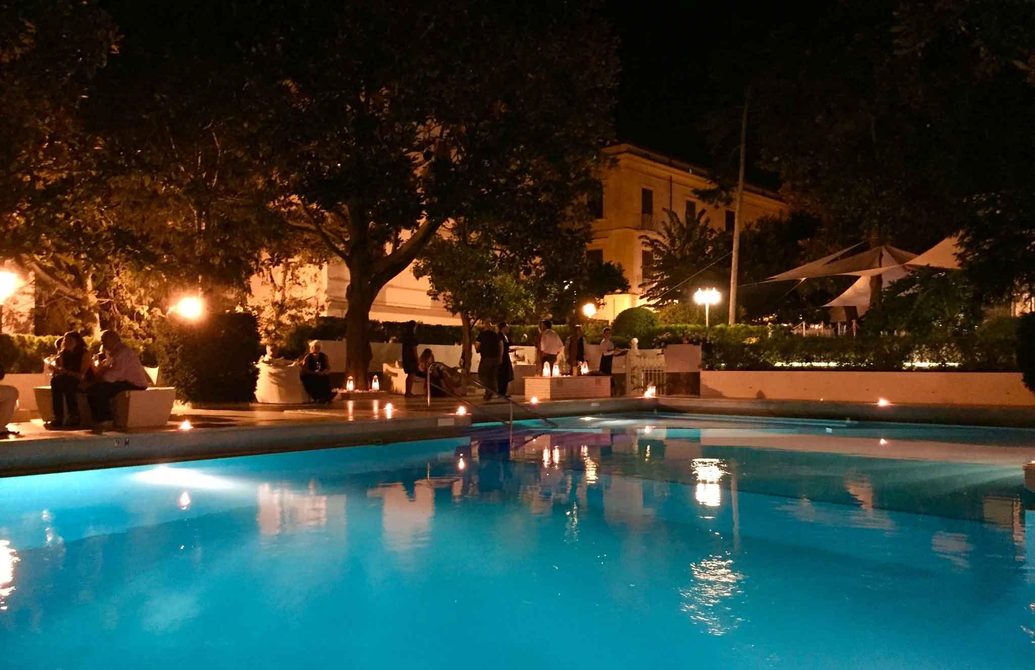 Don Geppi piscina