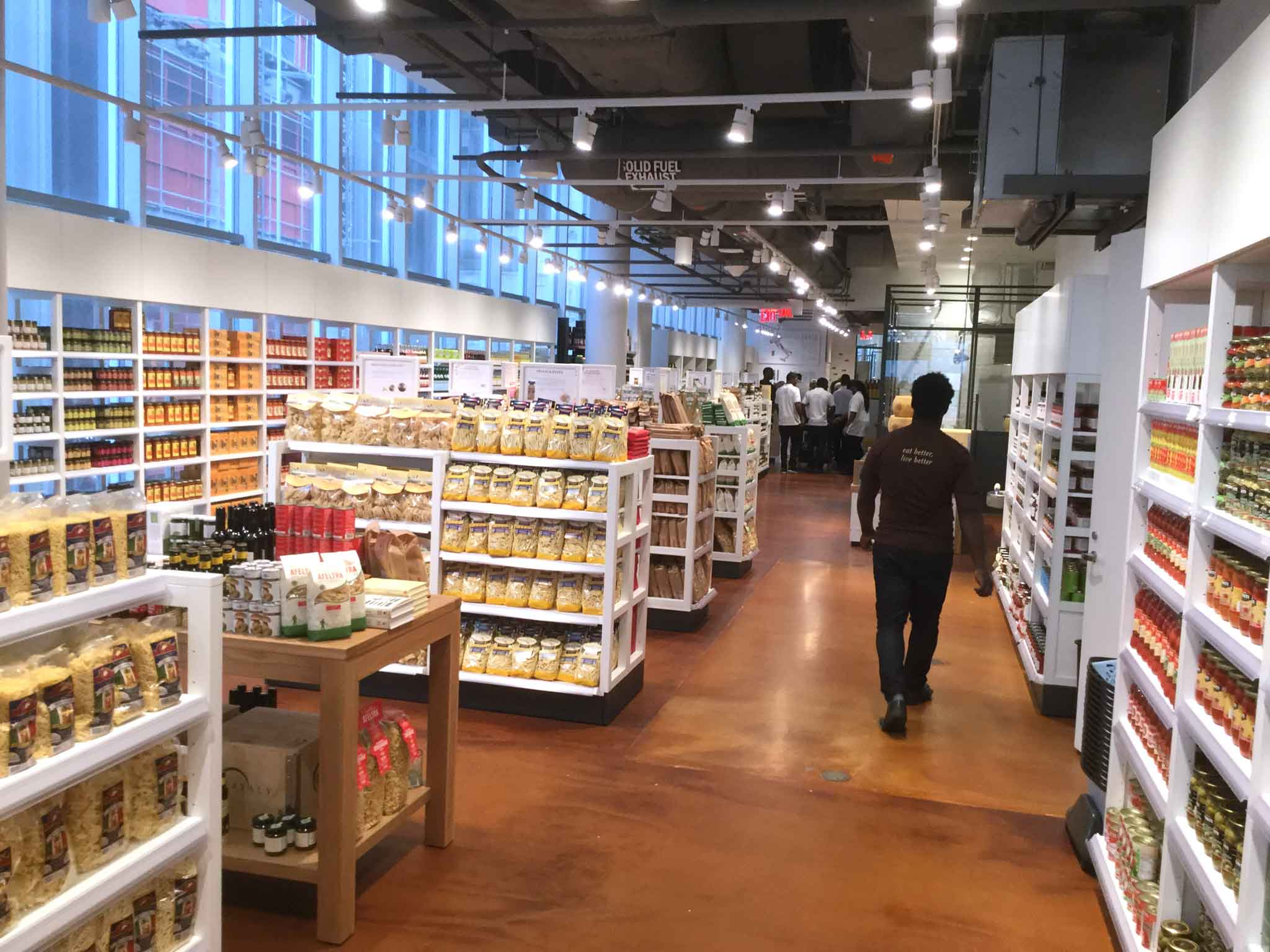 Eataly New York Downtown World Trade Center Tower 3