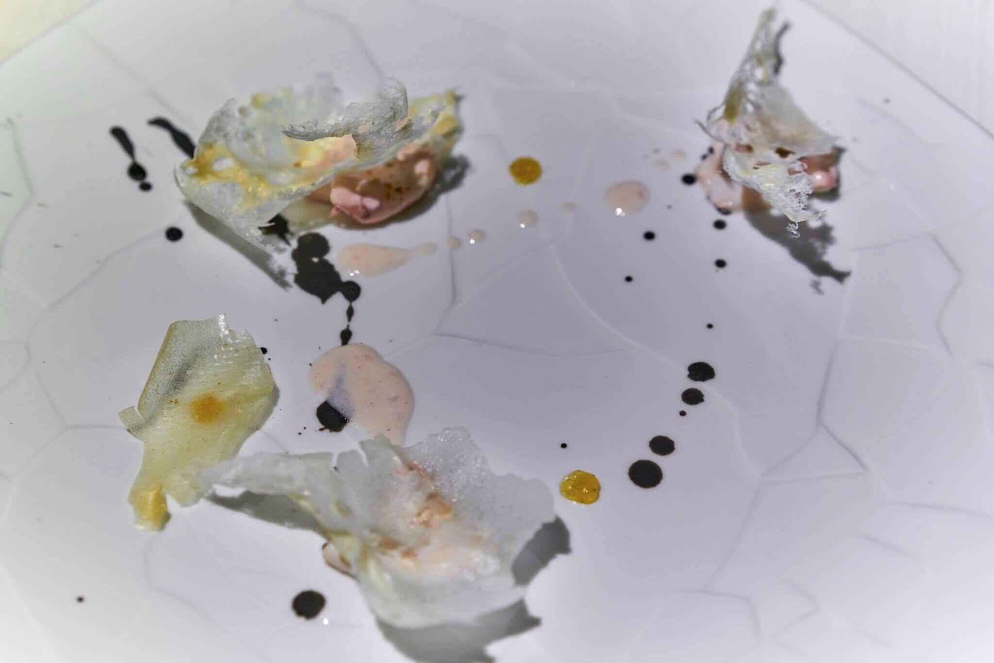 Essenza ristorante calamaro alla mugnania