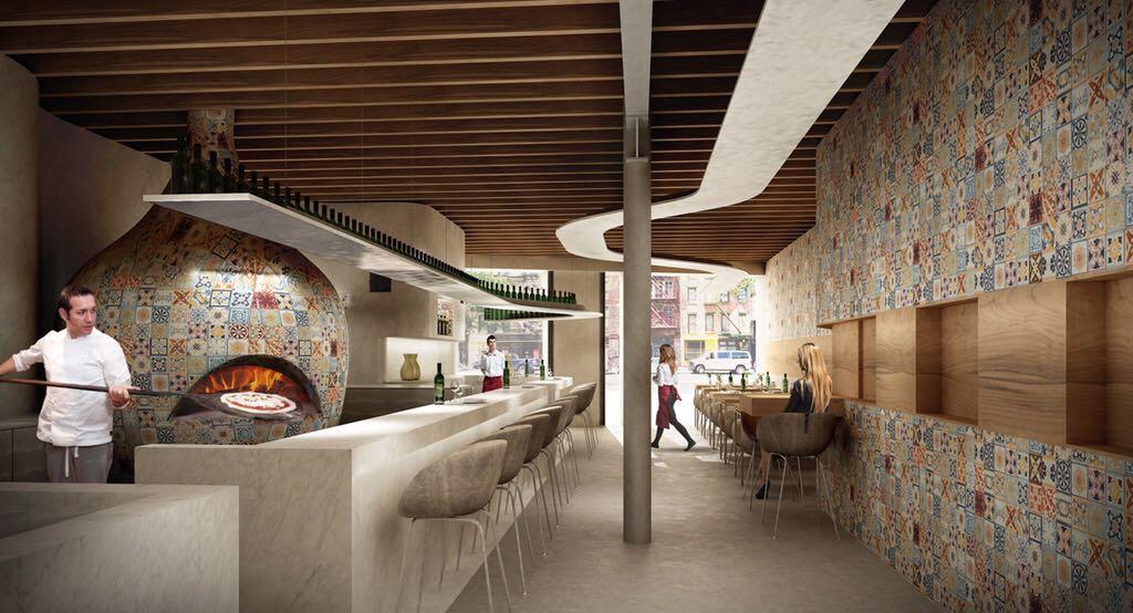 Gino Sorbillo New York nuova pizzeria Ripieni