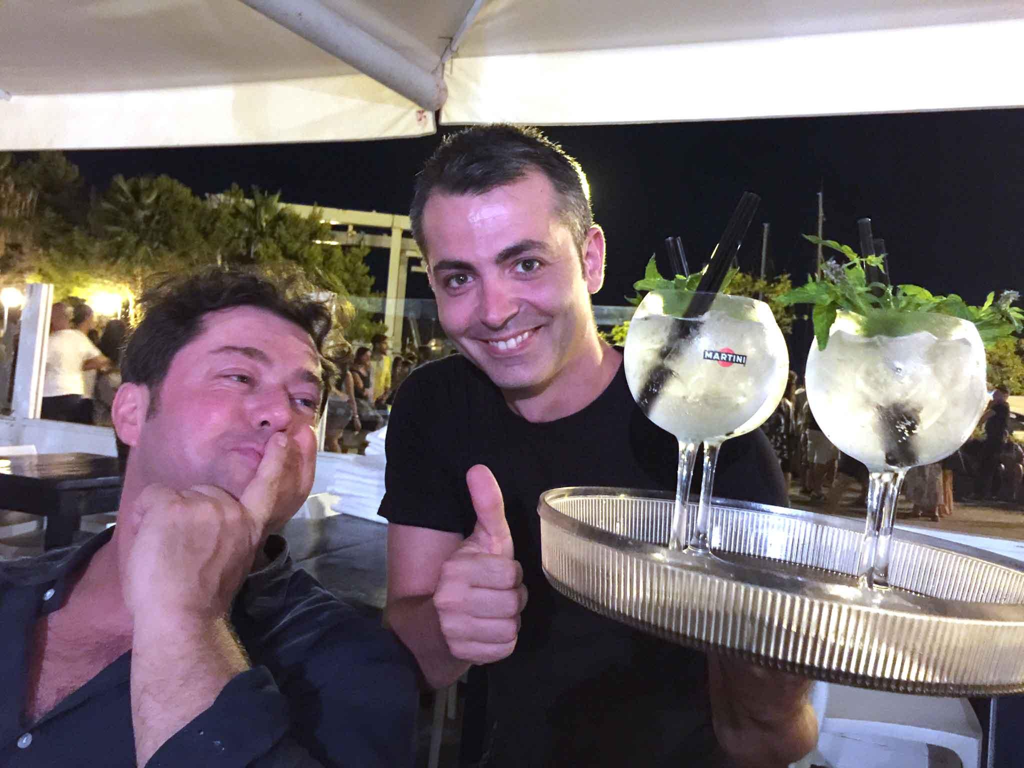 Il Veliero Acciaroli Gin Tonic