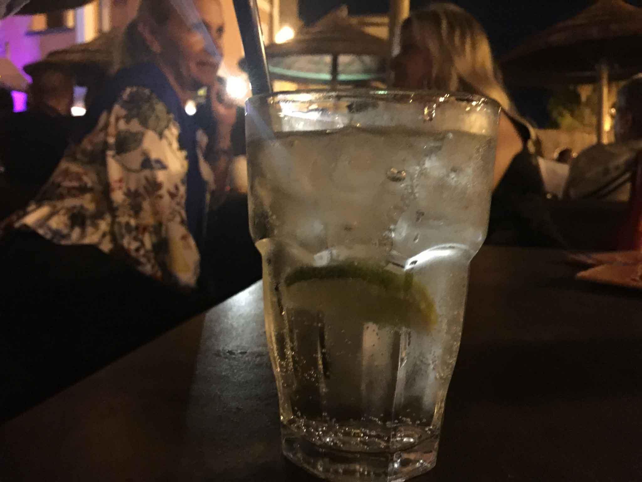Iris Acciaroli Gin Tonic