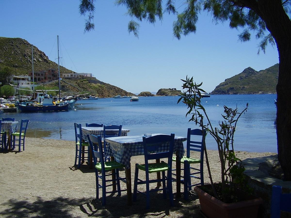 Patmos ristorante sul mare