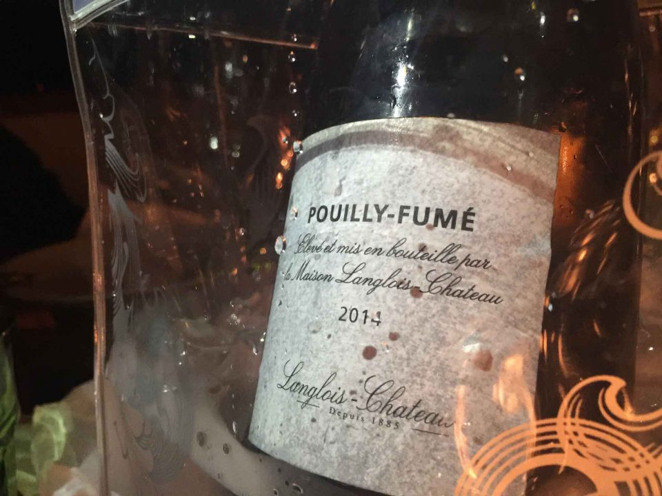 Pouilly Fume Langlios Chateau