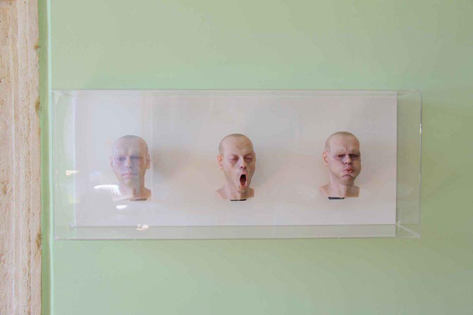 Richard Stipl sculture