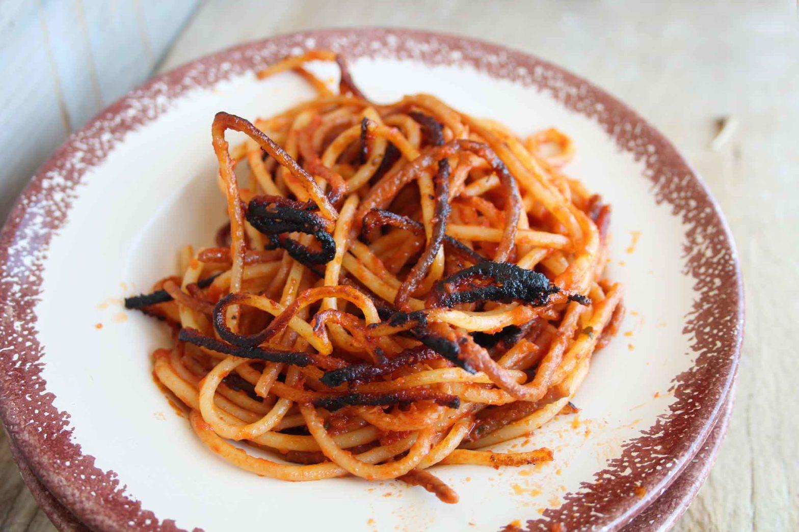Spaghetti assassina
