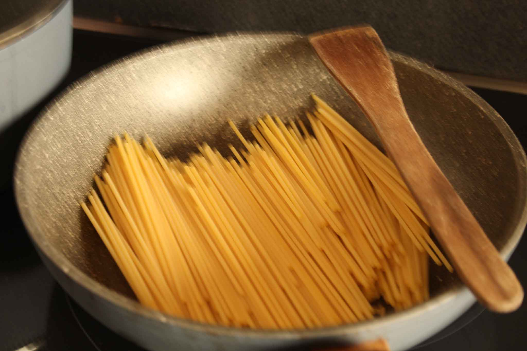 Spaghetti Assassina ricetta 1