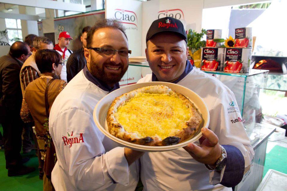 Susta e la pizza Fiocco