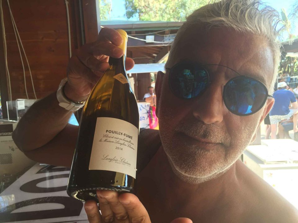 Vincenzo Onorato vino pouilly fume