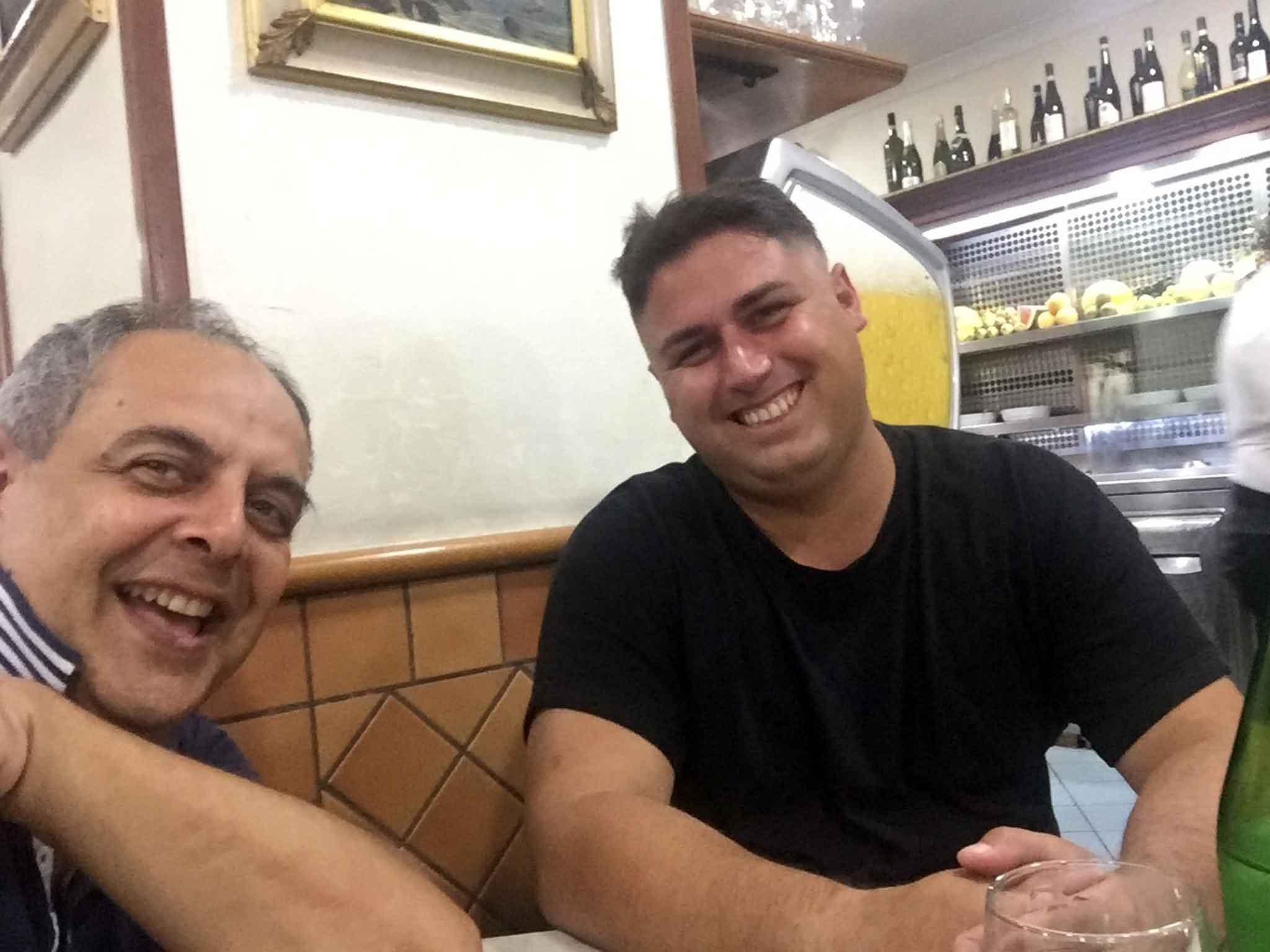 Vincenzo Pagano e Diego Vitagliano