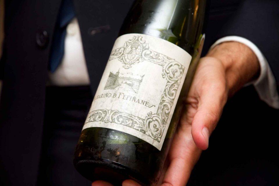 albarino fefinave vino bianco spagna piazzetta milu