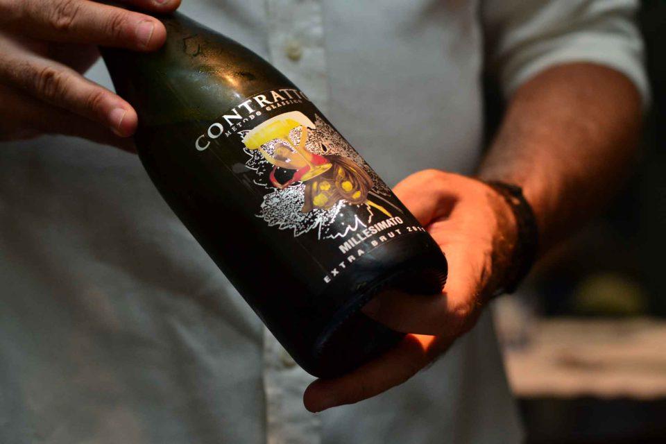 bottega del vino contrasto