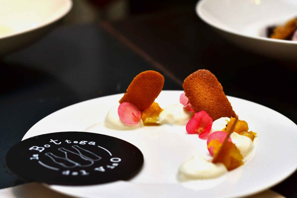bottega del vino milano dessert