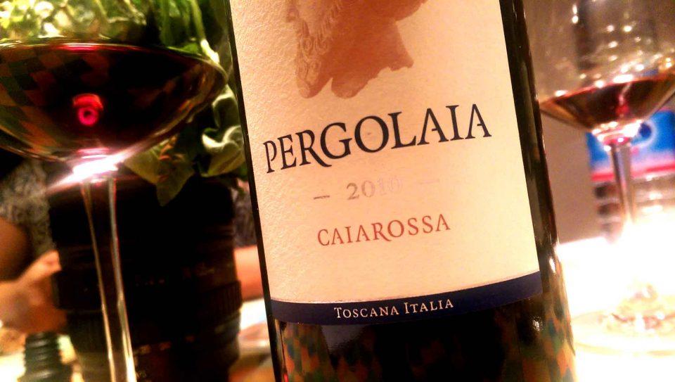 caiarossa vino rosso toscana