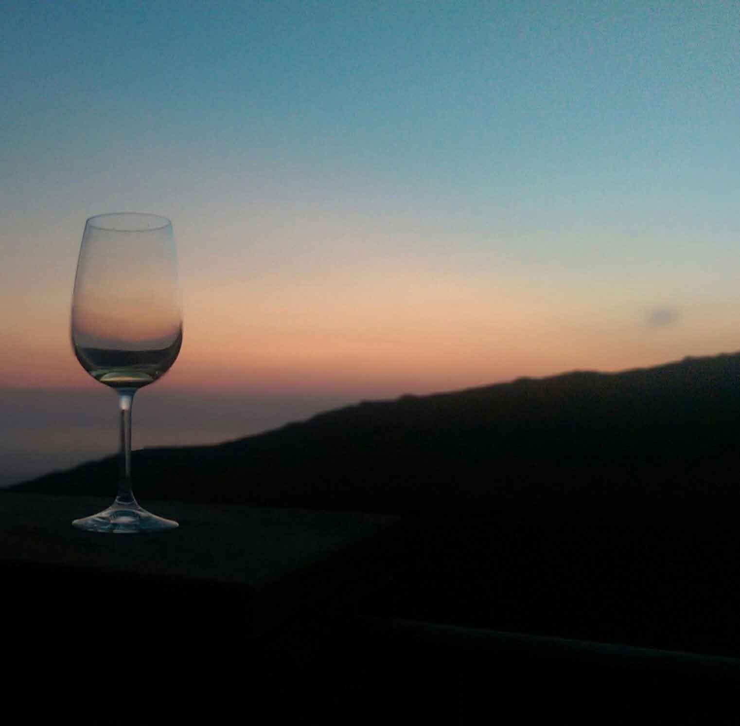 calice vino acciaroli