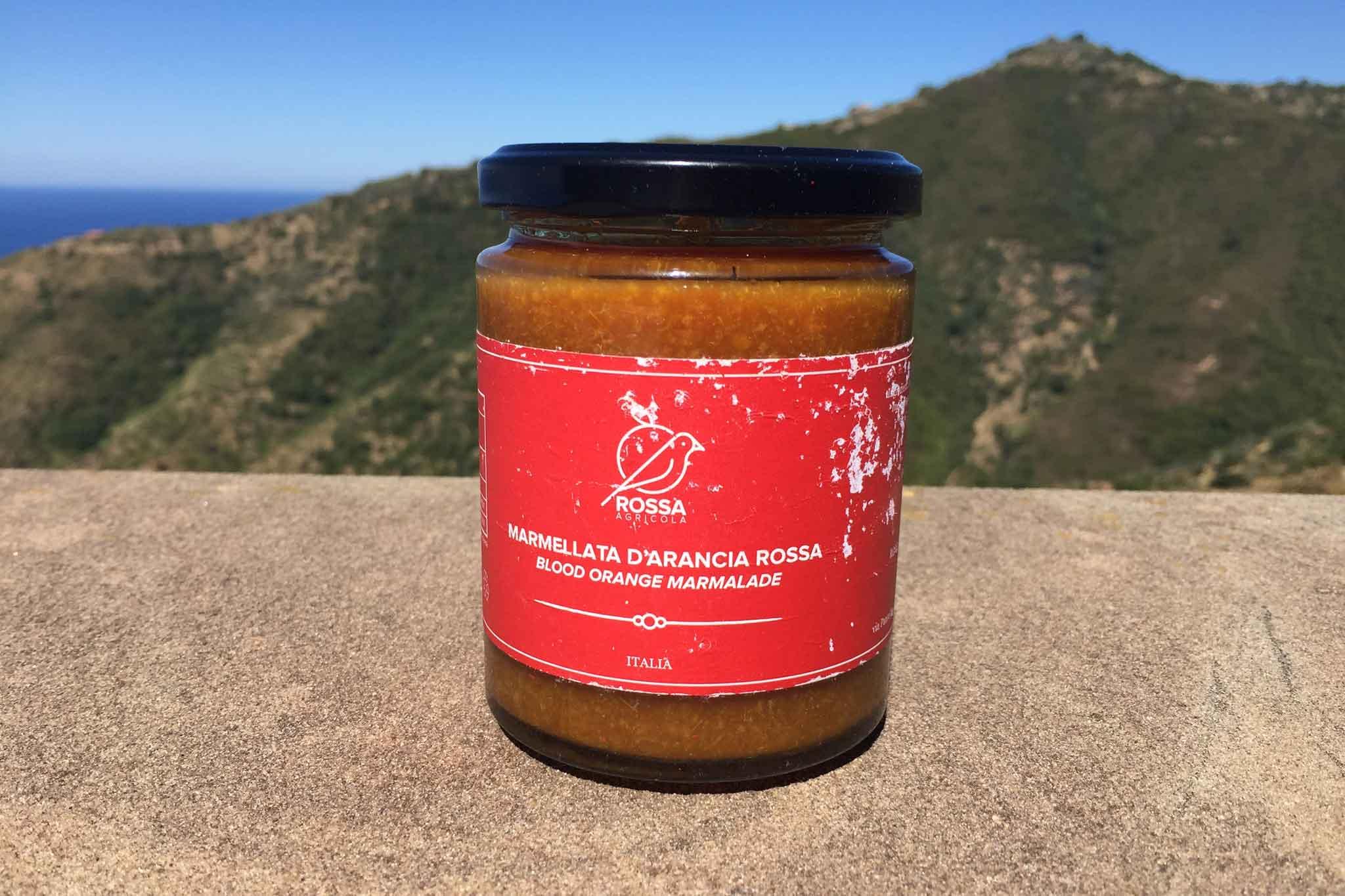 marmellata arancia amara Agricola Rossa Sicilia