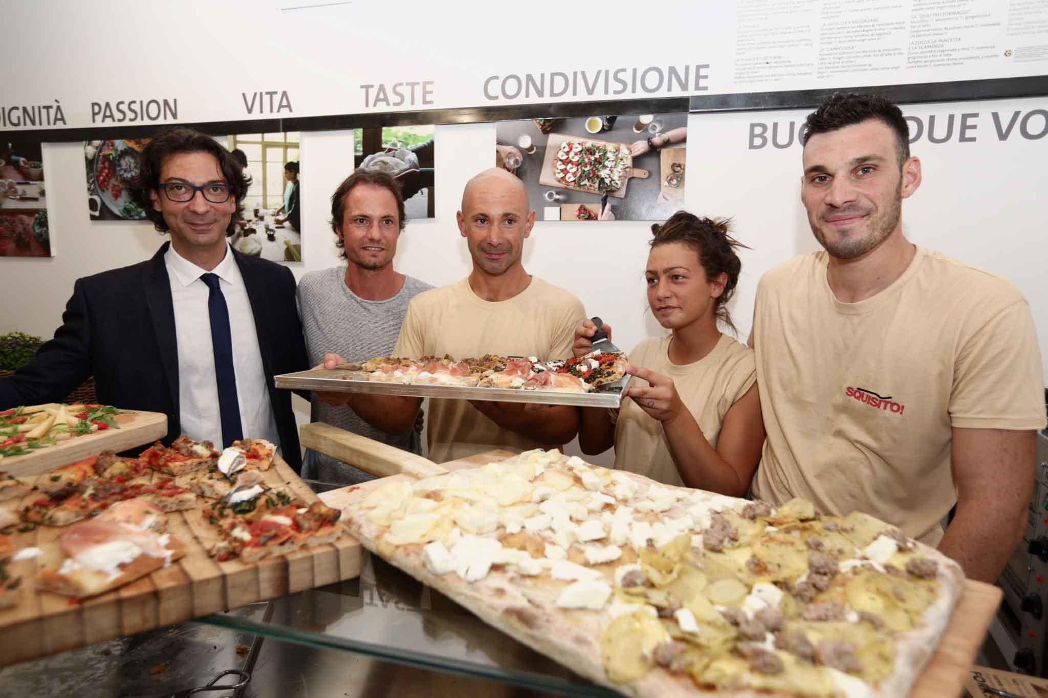 pizzeria Squisito Pizza e Bottega Verona