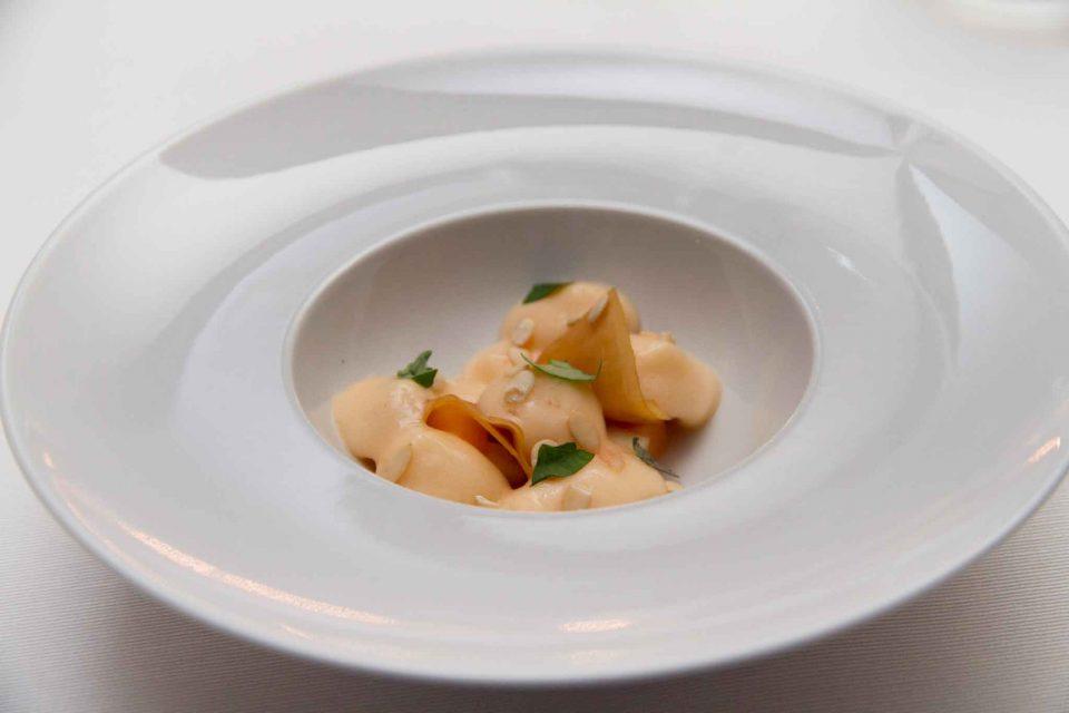 prosciutto e melone vegetariano Perbellini Baldissarutti