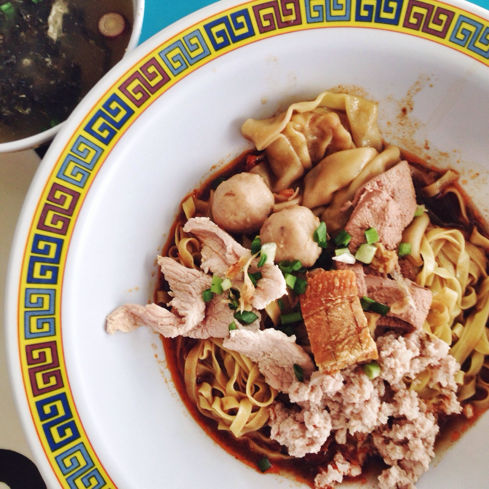 singapore street food noodles
