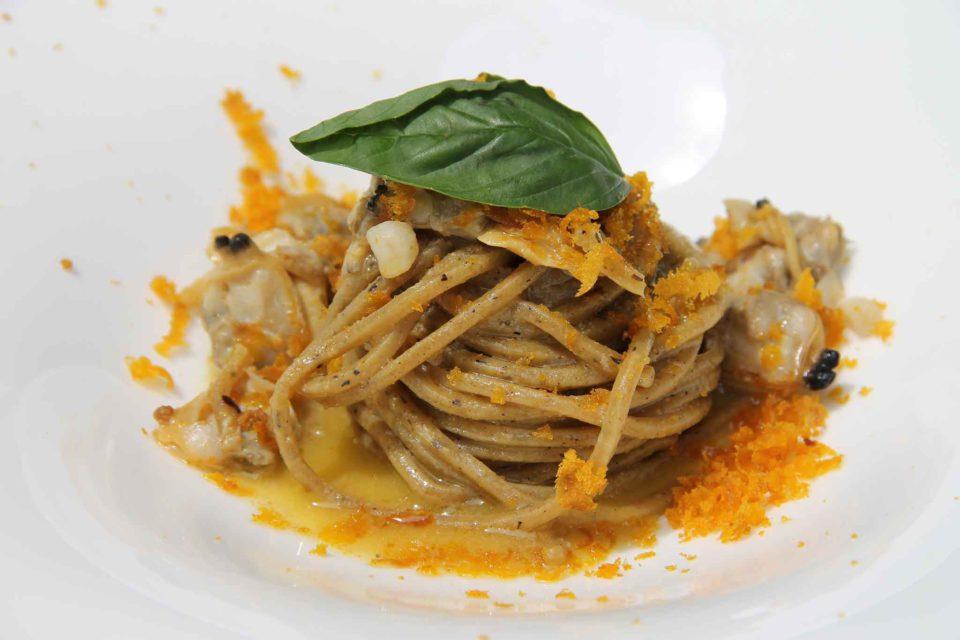 spaghetto alla chitarra trattoria bella italia