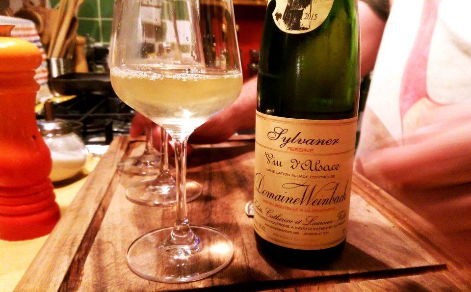sylvaner weinbach vino bianco