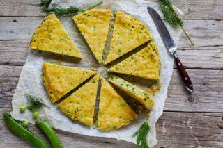 La ricetta della frittata senza uova che vi farà diventare vegetariani e vegani