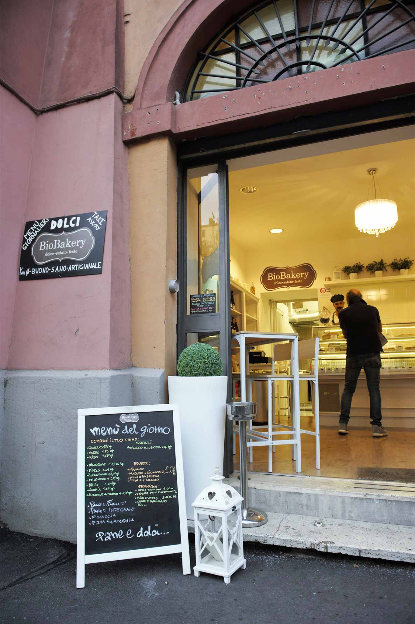 biobakery roma ingresso