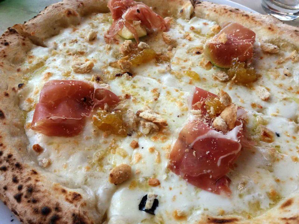Franco Pepe pizza fichi cilentani Marlin