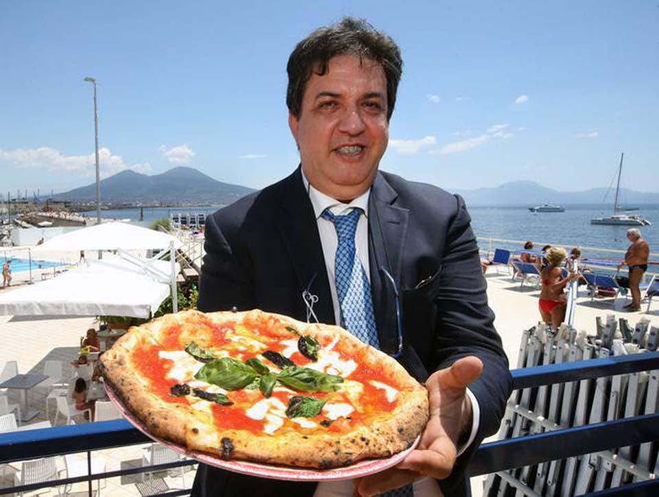 Luciano Pignataro pizza