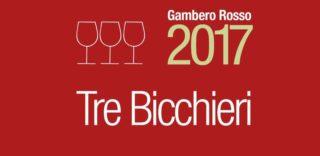 Tre Bicchieri 2017. Tutti i vini premiati dal Gambero Rosso