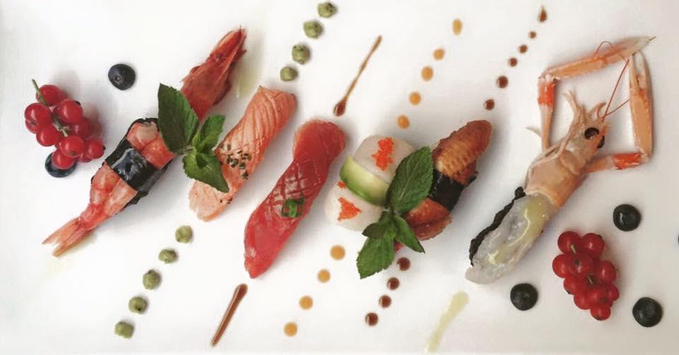 bento milano piatto sushi