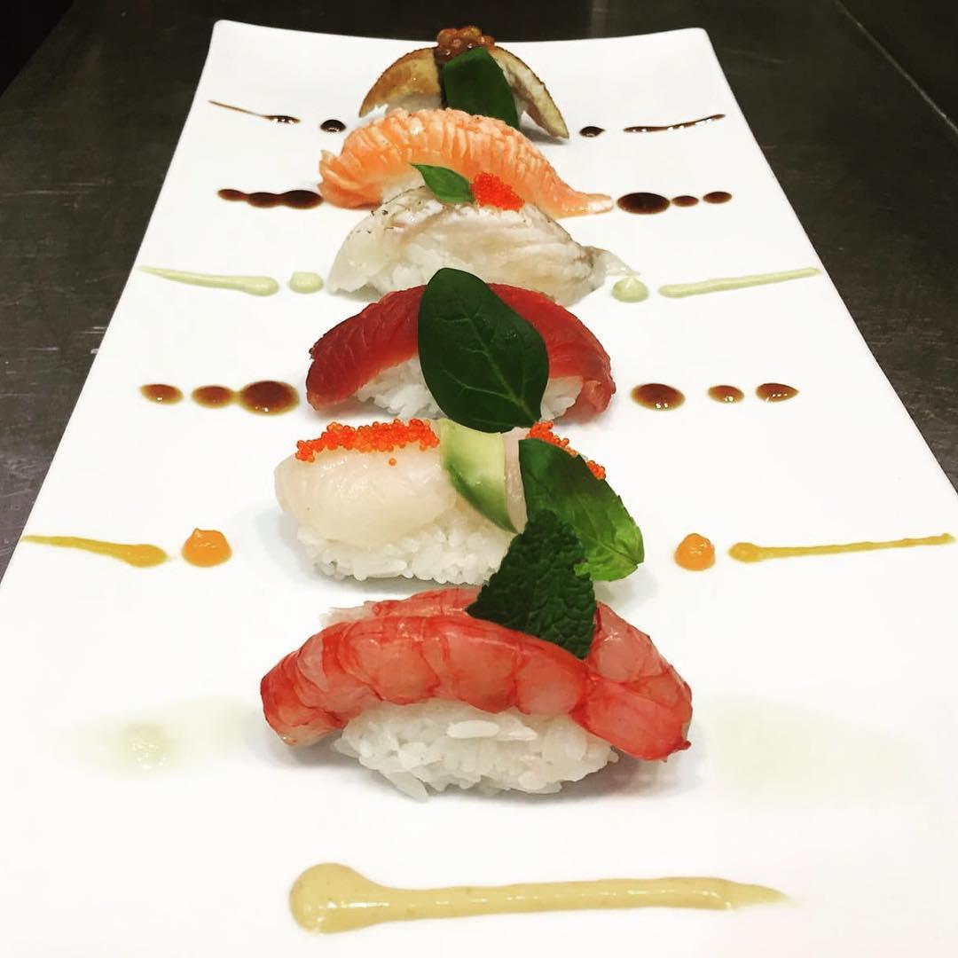 bento milano sushi tonno gamberi